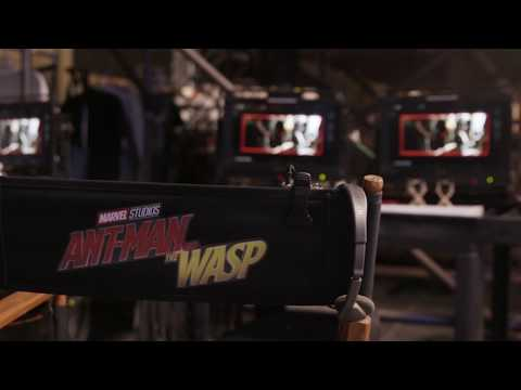 "MARVEL STUDIOS BEGINS PRODUCTION ON ""ANT-MAN AND THE WASP"""