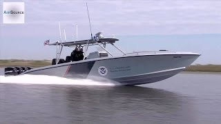 World's Fastest Law Enforcement Boat - 1200HP