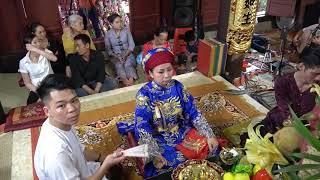Đồng Thầy  Bùi Thị Thanh Tâm   Loan Giá Quan Đệ Ngũ Tuần Tranh