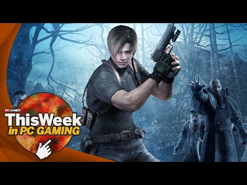 Resident Evil 4 goes Virtual!   This Week in PC Gaming