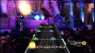 Guitar Hero : Warriors Of Rock - Nickelback - How You Remind Me - Expert 100%