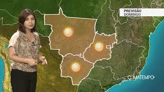 Previsão Centro-Oeste – Risco de nevoeiro em MS e MT