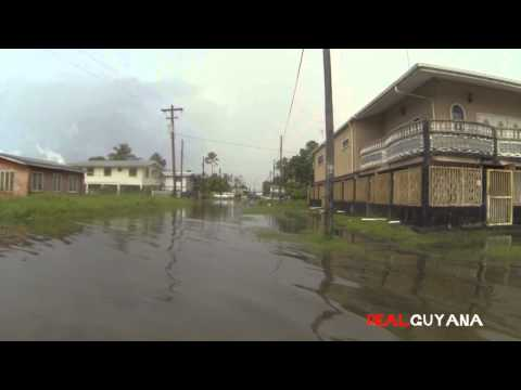 The Real Atlantis - Is Georgetown, Guyana a Sinking City?
