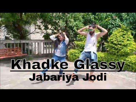 Khadke Glassy | Jabariya Jodi | Yo Yo Honey Singh | Sidharth M, Prineeti C | Dance Trak Academy Pune
