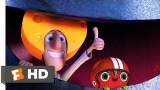Cloudy with a Chance of Meatballs 2 - Let's Go Fishing Scene (8/10) | Movieclips thumbnail