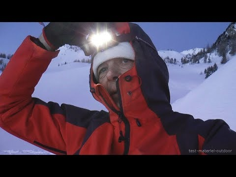 Lampe Spot 300 Black Diamond Youtube