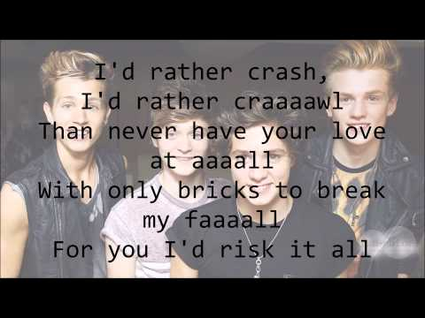 The Vamps - Risk It All (with Lyrics)