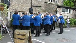 City of Chester Whit Friday 2017 Uppermill (Saddleworth) March