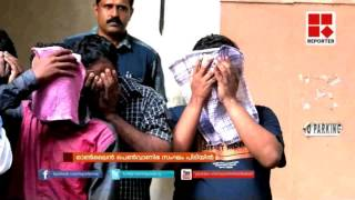 Online sex gang arrested in Trivandrum