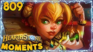 Alright.. Here We Go | Hearthstone Daily Moments Ep.809