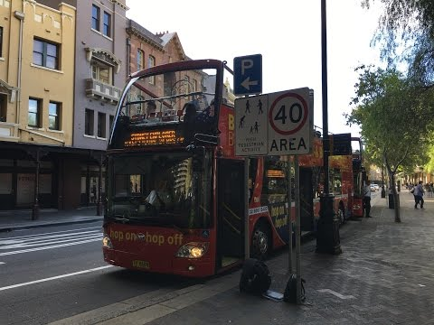 BIG BUS SYDNEY EXPLORER Sydney Tour