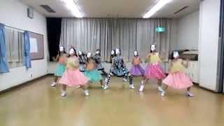 【踊り】ケラケラじゃんけんのダンスが可愛いと話題【応募動画17】