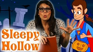 Sleepy Hollow Parts 1 & 2 | Story Time with Ms. Booksy at Cool School