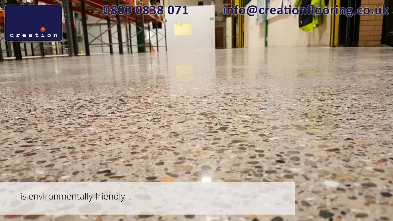 Polished Concrete Step By You