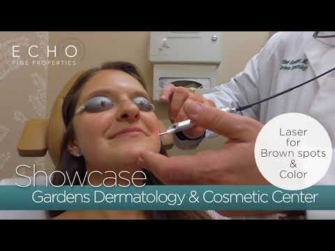 Echo Fine Properties Showcase: Gardens Dermatology & Cosmetic Surgery Center