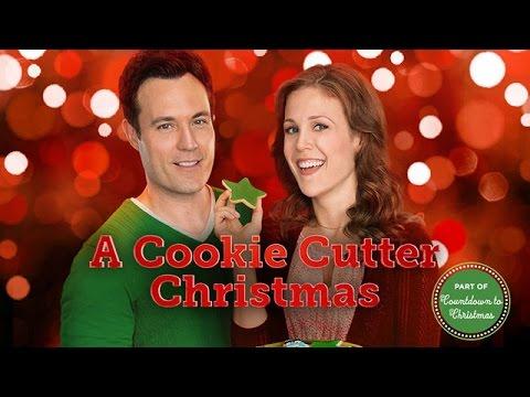Cookie Cutter Christmas.A Cookie Cutter Christmas Stars Erin Krakow David Hayd Jones And Alan Thicke