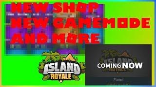 Roblox Island Royale NUOVO LTM AGGIORNAMENTO NOW - Live w / Fans