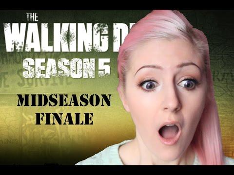 Angelina Watches: The Walking Dead Season 5 Midseason Finale
