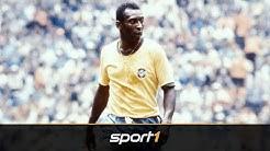 Spieler des Jahrhunderts: Wie gut war eigentlich Pelé? | SPORT1