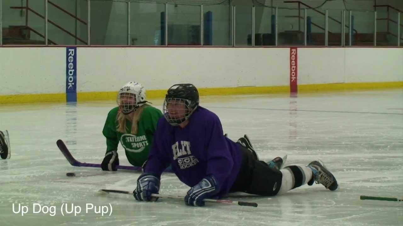 YoHo- Yoga Hockey - YouTube