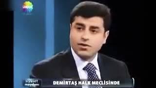 Selahattin Demirtaş ile MHP'li gencin PKK tartışması  #ABONE#OL #ÇEKİLİŞE KATIL Video