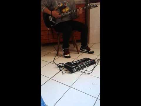 a denti stretti guitar cover js litfiba