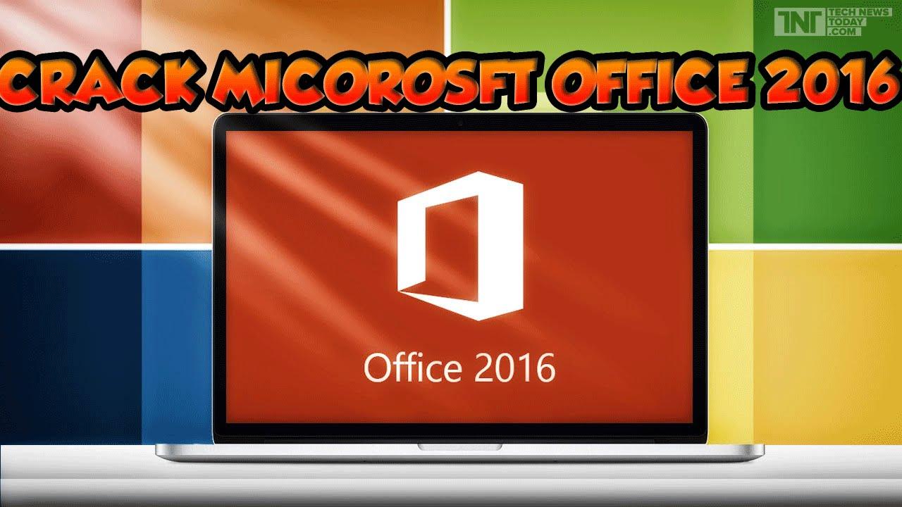 telecharger office pour mac crack