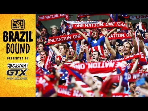 Brad Evans and Mo Edu not in Brazil but 100% behind USA | Brazil Bound