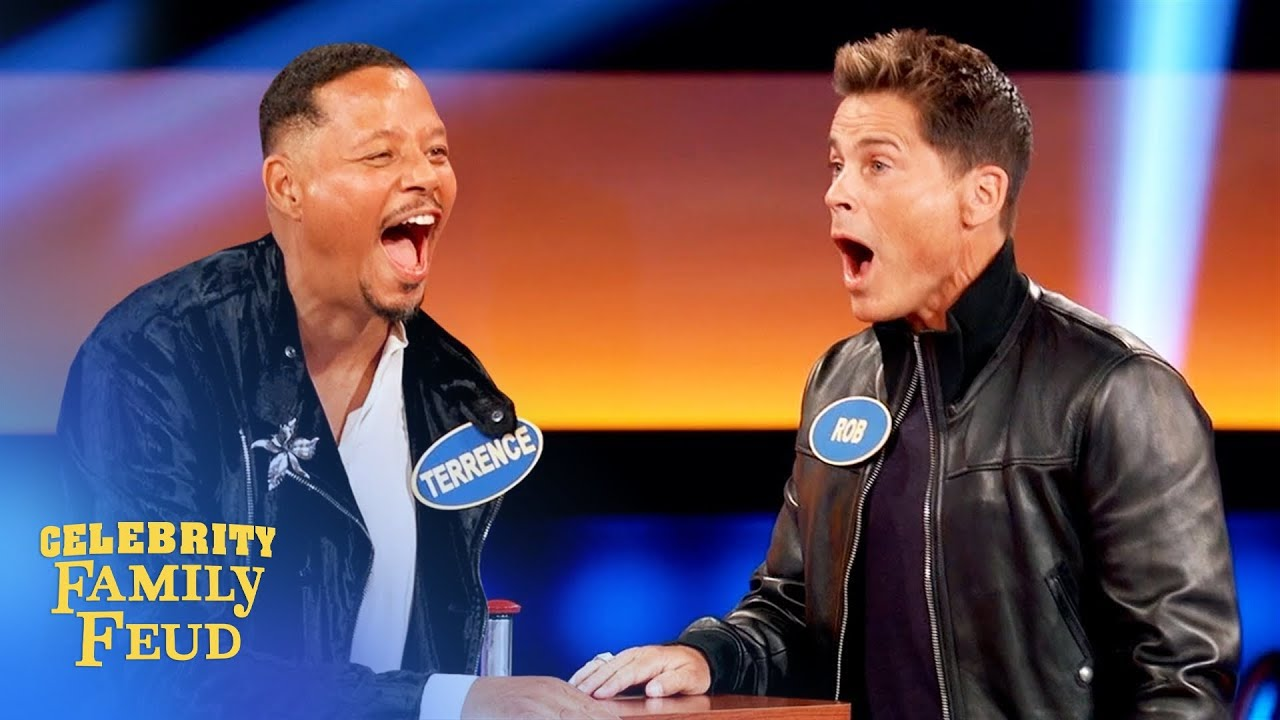 Download Hey Terrence Howard, what's up with... Uranus?! | Celebrity Family Feud