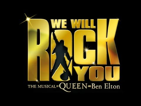 We Will Rock You the Musical [FULL ORIGINAL] (improved audio)