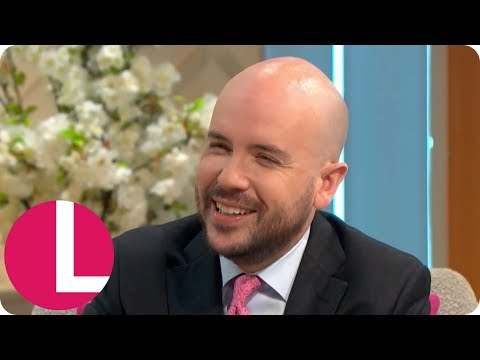 Tom Allen Reveals Why He Still Lives With His Parents   Lorraine