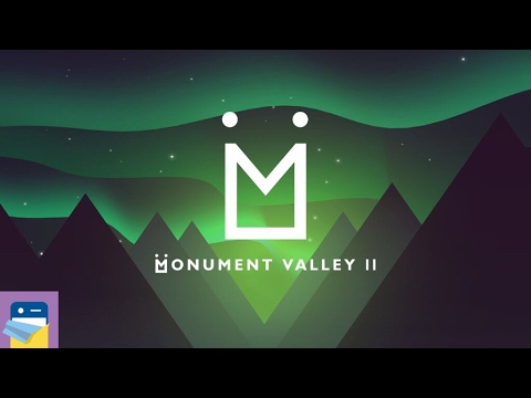 Monument Valley 2: Chapters 1 2 3 4 Walkthrough & iOS iPad Gameplay (by ustwo Games)