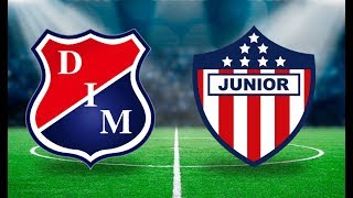 MEDELLIN vs JUNIOR  [ FINAL DE LA LIGA AGUILA ]  EN VIVO narracion