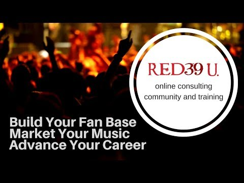 Bands: Get Your Music Heard By Record Labels & Management Companies and Grow Your Fan Base.