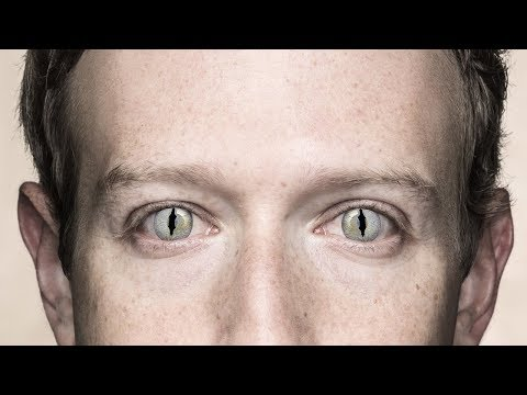 Mark Zuckerberg Is Not Human