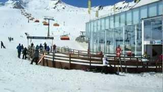 Горные лыжи. Сноуборд. Австрия.Зельден 17-24 января 2015(Фитнес-тур в Австрию. Зельден. Клуб XFit. 17-24 января2015 http://www.kalina-tour.com., 2012-12-15T10:53:37.000Z)