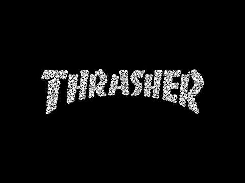 A Look at Thrasher Magazine January 2017 Issue