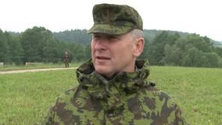 EBU Lithuanian war games to defend weak spot