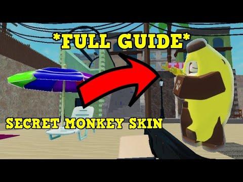 secret monkey skin in arsenal