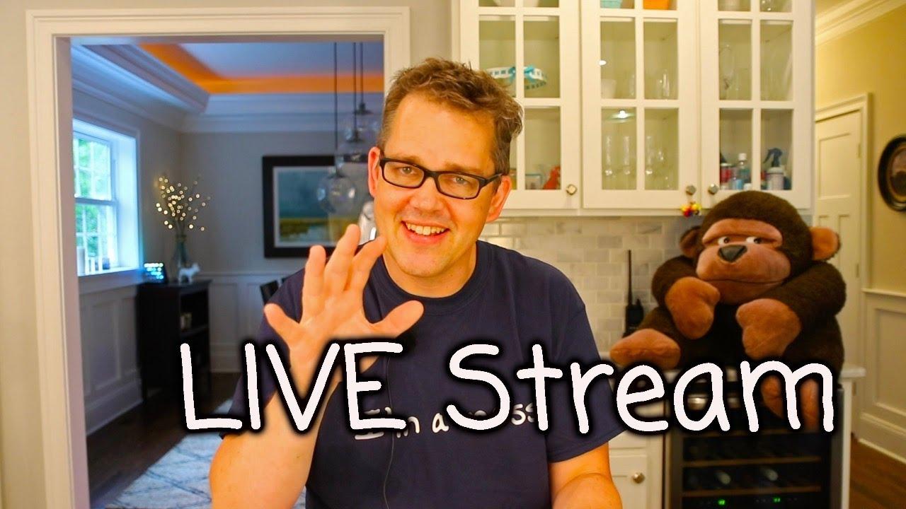 Live stream with Nick #1