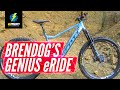 Brendan Fairclough's Scott Genius eRide | EMBN Pro Bike Check