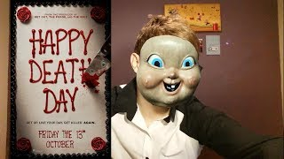 HAPPY DEATH DAY TRAILER REACT - A morte te dá parabéns!