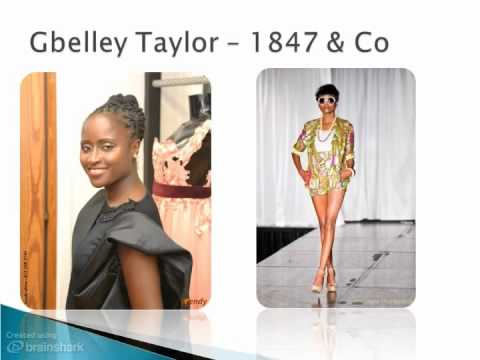 Liberian Fashion Industry Part 1