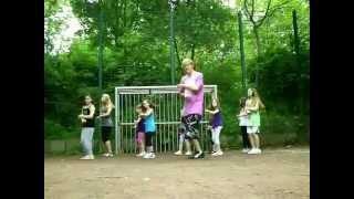 "LMFAO ""Party Rock Anthem"" - Choreography by DancerDenny 4 Fr. KidsClub"