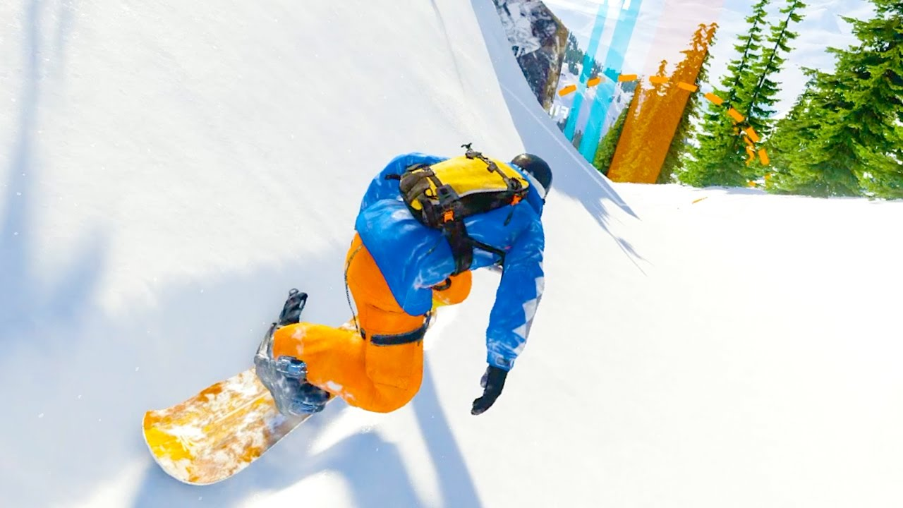 THE ULTIMATE WINTER SPORTS GAME?