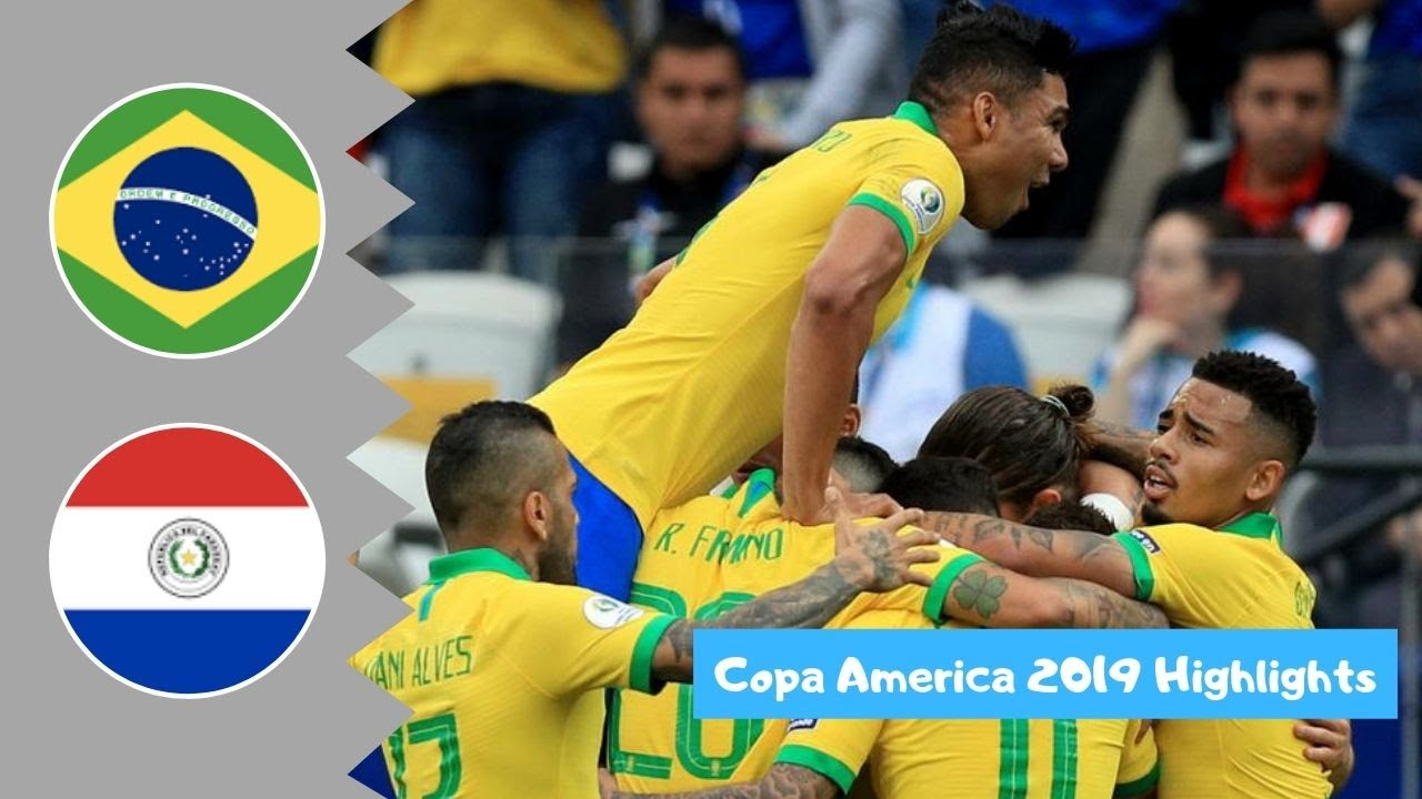 Download Brazil vs Paraguay 0-0 (4-3) Copa America | All Goals and Highlights 2019