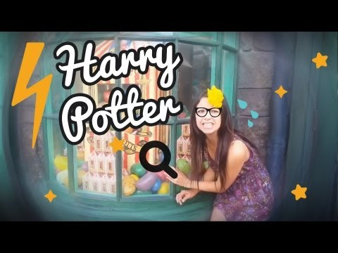 JUANXITA EN... BUSCANDO A HARRY POTTER!!! Videos De Viajes