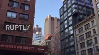 USA: NSA uses New York's AT&T building for mass surveillance ops - report