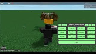jeu roblox SS: UTG Edit