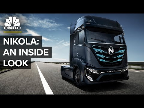 Inside Nikola, The One-Time Wall Street Darling Mired In Controversy
